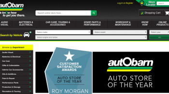 Autobarn Car Accessories Auto Spare Parts Car Audio