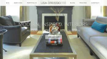 NJ Interior Design Lisa Dreissig Design Studio